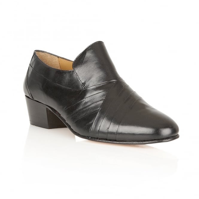 4ab531a725848 Buy Rombah Wallace Carnaby black leather shoes online