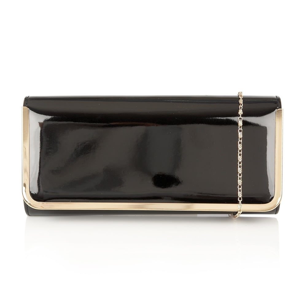 Clutches & Evening Bags; of 1, Results. Sort by: Delivery. 2 Day Delivery Saint Laurent YSL Black Leather Large Belle de Jour Clutch Handbag - 11