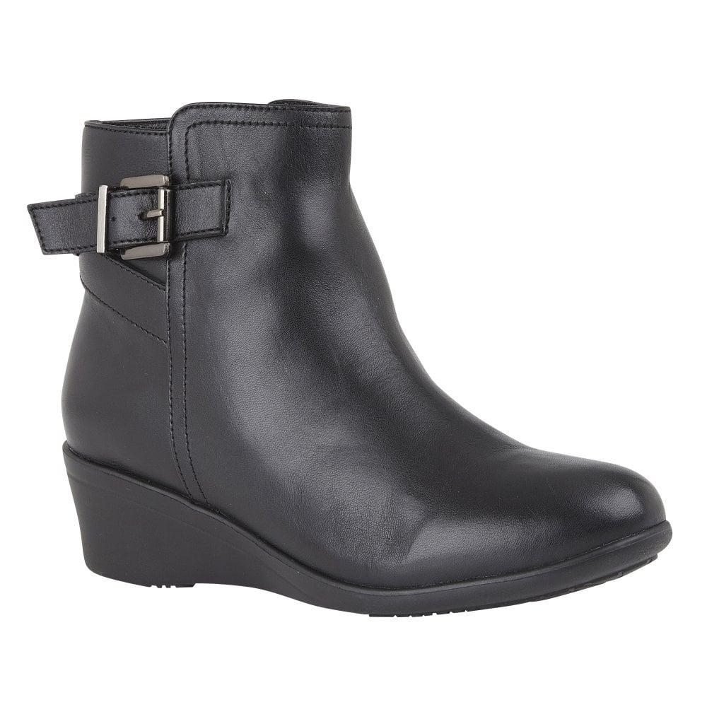 Lotus ladies' Lisetta ankle boot