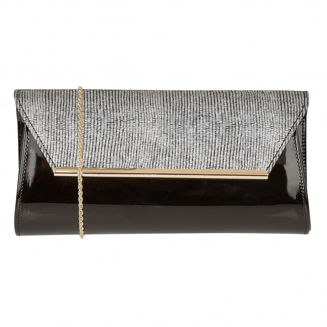 Black Limmen Clutch Bag | Lotus