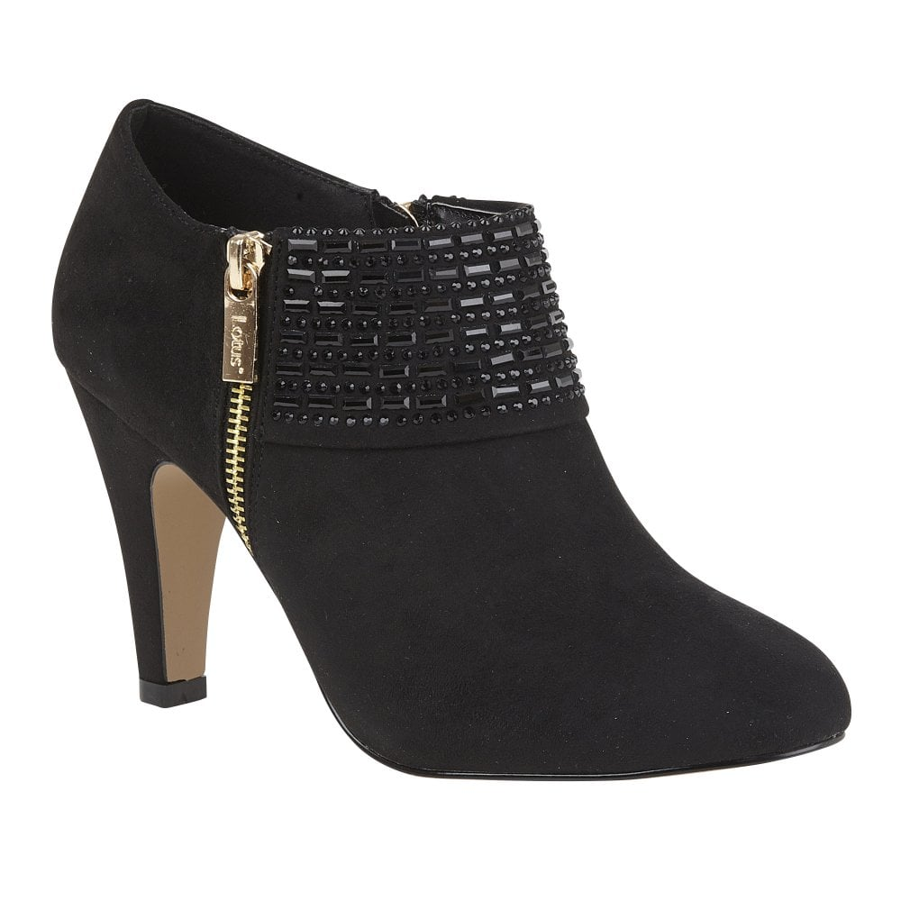 Buy the Lotus ladies' Ronna shoe boot