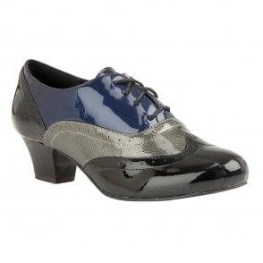 03d69bba2f5 Buy the Lotus ladies' Bassi shoe boot in black online