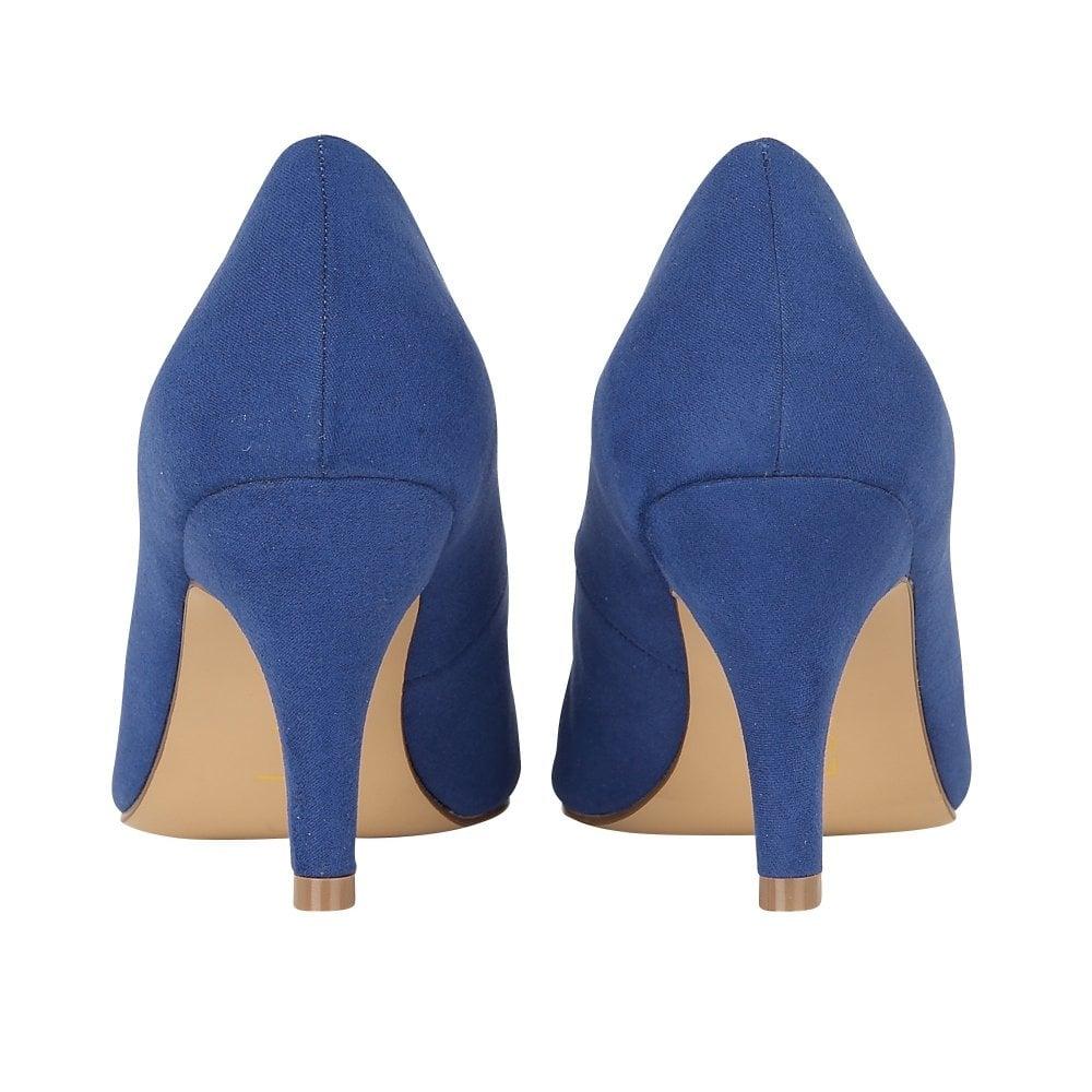 20776c4c94 Buy the blue microfibre Lotus ladies' Holly court shoes online