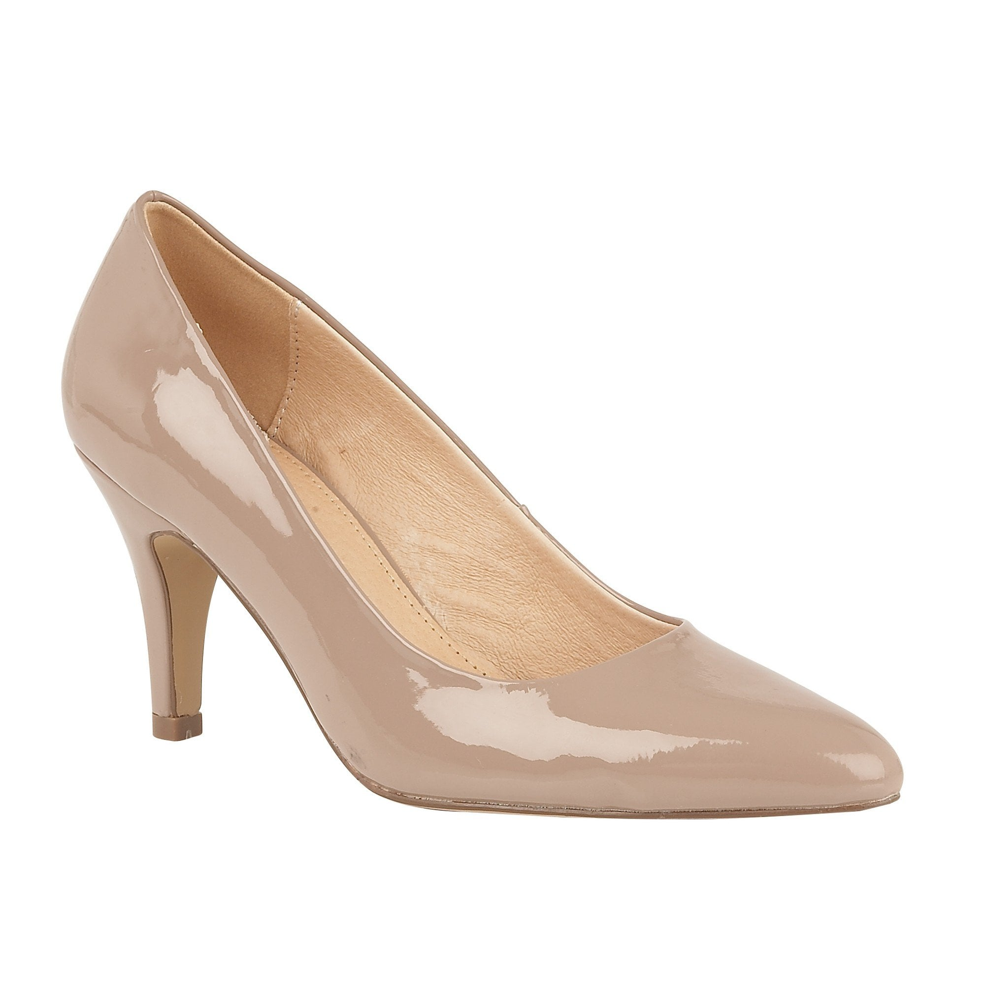 Lotus ladies' Holly court shoes