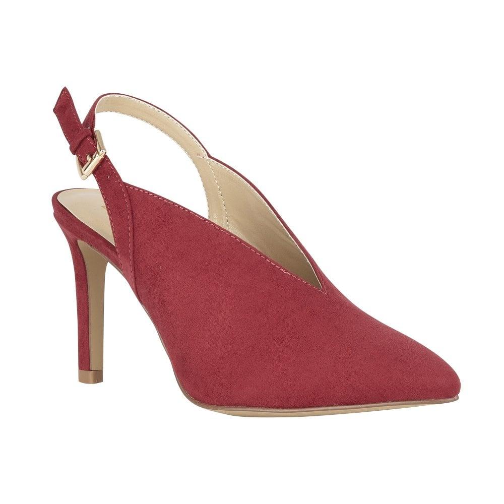 Lotus Isobel Womens Slingback Court Shoes