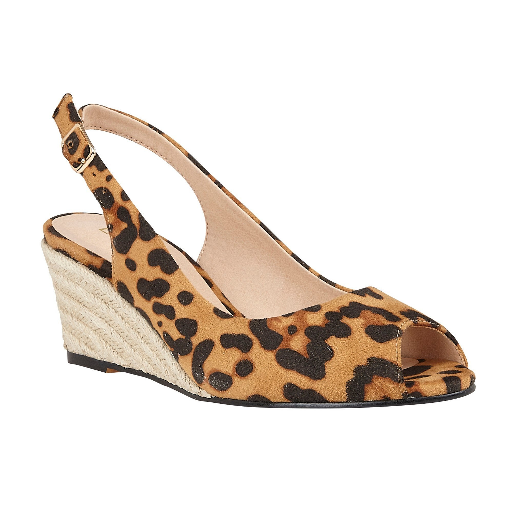 Lotus ladies' Tiffany wedge shoe