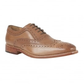 Men's Harry Brown Leather Goodyear Welted Shoes