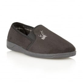 Men's Jack Black Micro-Suede Slippers