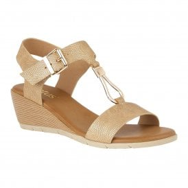 629f1a1809fb9a Natural Ginny Wedge Open-Toe Sandals
