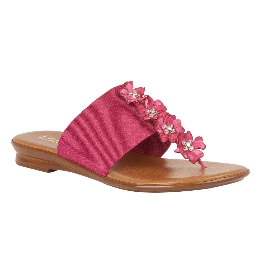 8da4362dd0f Buy the pink Lotus ladies  Alicia sandal online