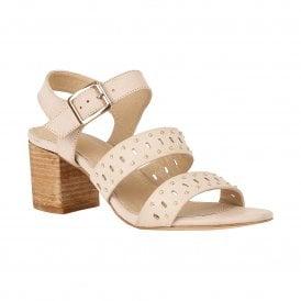 39d56c4066e Pink Robertia Open-Toe Sandals