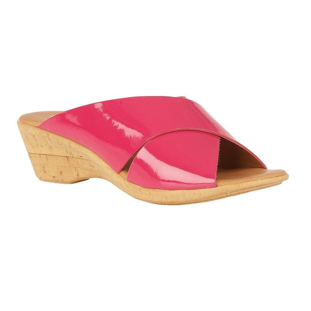 4623c2a43 Buy the pink Lotus ladies  Tonia sandal online