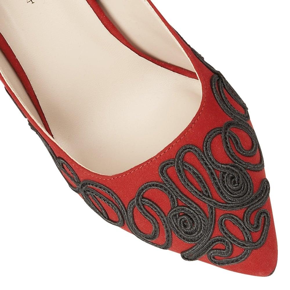 buy the lotus ladies u0027 matin court shoe in black online