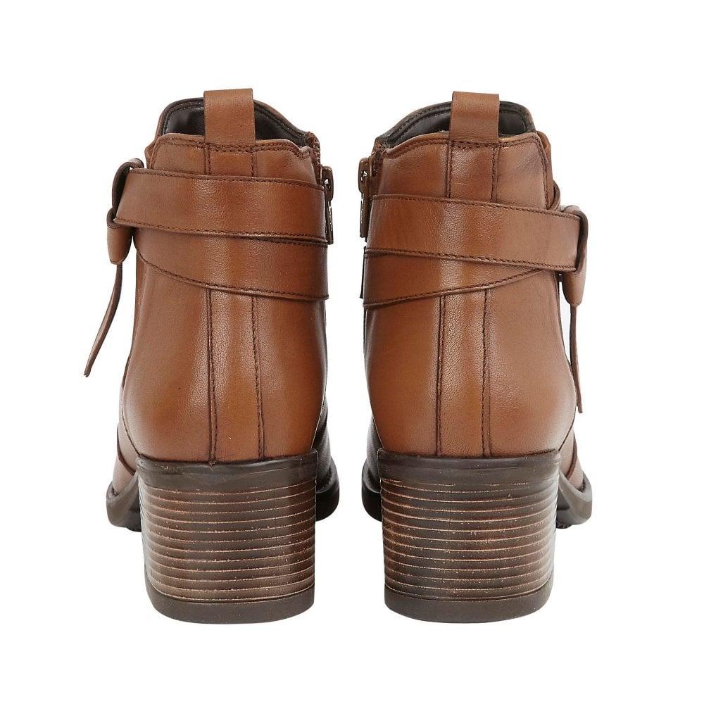 Lotus ladies' Janet ankle boot in tan