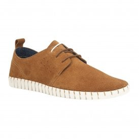 75214505f1ad Tan Logan Lace-Up Shoes