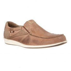 513c8b830ccd Tan Moore Slip-On Shoes