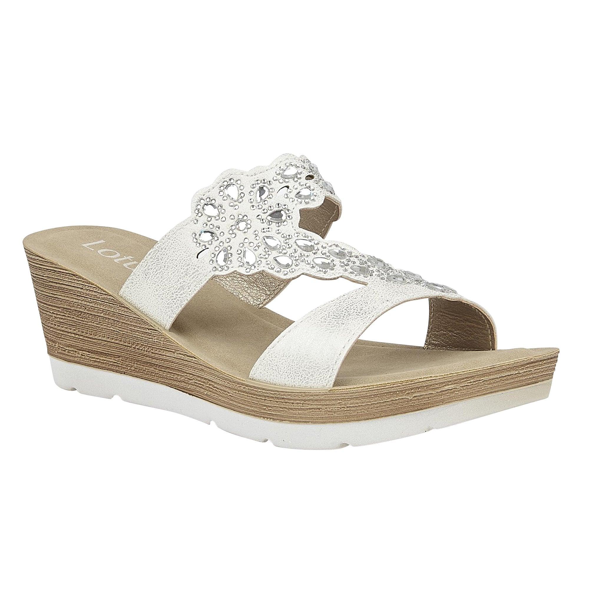 Lotus ladies' Catania sandal